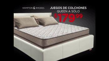 Mattress Firm Venta de Memorial Day TV Spot, 'Juego de colchones' [Spanish] - Thumbnail 6