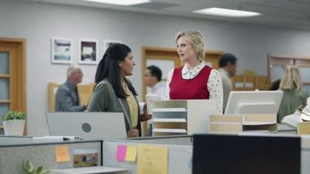 MasterCard MasterPass TV Spot, 'Office Chaos' Featuring Jane Lynch