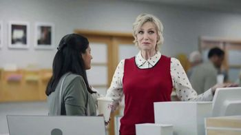 MasterCard MasterPass TV Spot, 'Office Chaos' Featuring Jane Lynch - Thumbnail 7