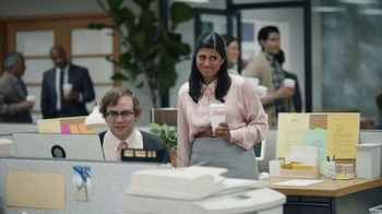 MasterCard MasterPass TV Spot, 'Office Chaos' Featuring Jane Lynch - Thumbnail 9