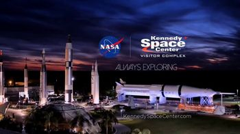 Kennedy Space Center Visitor Complex TV Spot, 'Extraordinary Machine' - Thumbnail 9