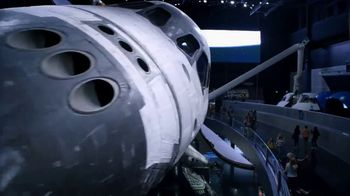 Kennedy Space Center Visitor Complex TV Spot, 'Extraordinary Machine' - Thumbnail 3