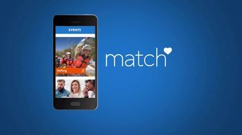 Match.com TV Spot, 'Match on the Street: Cooking' - Thumbnail 9