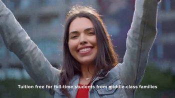 New York State TV Spot, \'Free College Tuition\'
