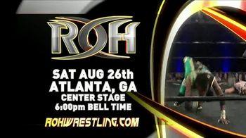 ROH Wrestling TV Spot, 'Summer Wrestling' - Thumbnail 5