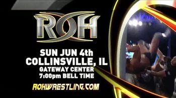ROH Wrestling TV Spot, 'Summer Wrestling' - Thumbnail 2