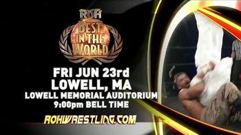 ROH Wrestling TV Spot, 'Summer Wrestling' - Thumbnail 3