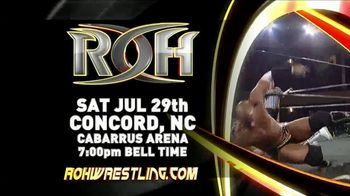 ROH Wrestling TV Spot, 'Summer Wrestling' - Thumbnail 4