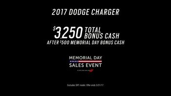 Dodge Memorial Day Sales Event TV Spot, 'Monsters' Featuring Vin Diesel [T2] - Thumbnail 9