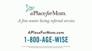 A Place For Mom TV Spot, 'Letters From Families' Featuring Joan Lunden - Thumbnail 9