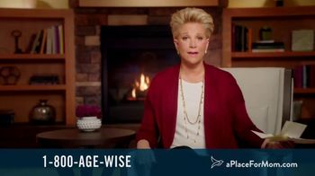 A Place For Mom TV Spot, 'Letters From Families' Featuring Joan Lunden - Thumbnail 8