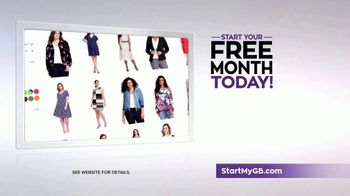 Gwynnie Bee TV Spot, 'Fashion Without the Commitment' - Thumbnail 9