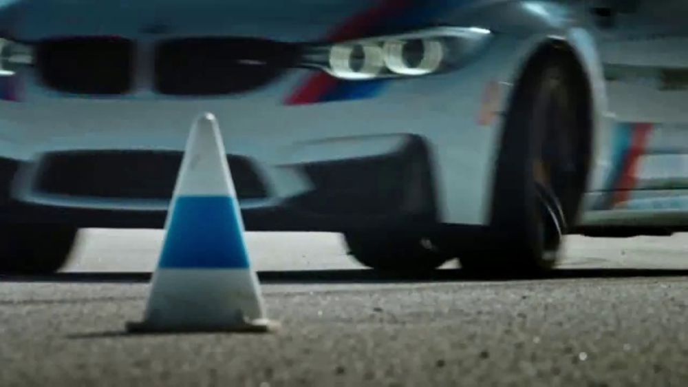 BMW Performance Driving School >> Continental Tire TV Commercial, 'Performance' Featuring ...