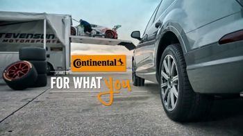 Continental Tire TV Spot, 'Performance' Featuring Lawson Aschenbach - Thumbnail 6