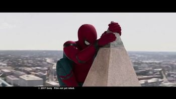 Spider-Man: Homecoming Tech Suit Spider-Man TV Spot, 'Let's Do This!' - Thumbnail 1