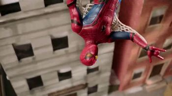 Spider-Man: Homecoming Tech Suit Spider-Man TV Spot, 'Let's Do This!' - Thumbnail 2