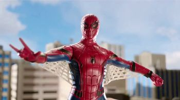Spider-Man: Homecoming Tech Suit Spider-Man TV Spot, 'Let's Do This!' - 2439 commercial airings