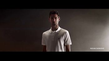 Lacoste USA TV Spot, 'The New Crocodile' Featuring Novak Djokovic - 50 commercial airings
