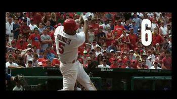 Major League Baseball TV Spot, 'This Season: 600 Home Runs' - 13 commercial airings
