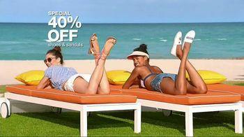 Macy's Memorial Day Sale TV Spot, 'Splash' Song by Katrina & The Waves - Thumbnail 10