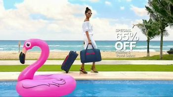 Macy's Memorial Day Sale TV Spot, 'Splash' Song by Katrina & The Waves - Thumbnail 3