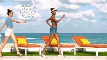 Macy's Memorial Day Sale TV Spot, 'Splash' Song by Katrina & The Waves - Thumbnail 9