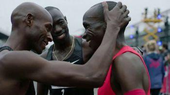 Nike TV Spot, 'Breaking2' Featuring Eliud Kipchoge - 12 commercial airings