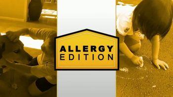 Stanley Steemer TV Spot, 'House Call: Allergy Edition'