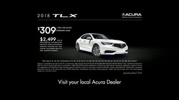 2018 Acura TLX TV Spot, 'Car + iPhone' Song by Kid Ink [T2] - Thumbnail 8