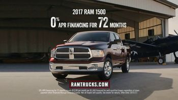 2017 Ram 1500 TV Spot, 'Airplane Rescue' Song by Anderson East - Thumbnail 9