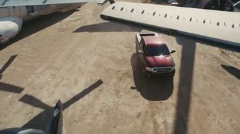 2017 Ram 1500 TV Spot, 'Airplane Rescue' Song by Anderson East - Thumbnail 2