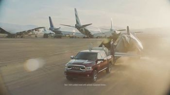 2017 Ram 1500 TV Spot, 'Airplane Rescue' Song by Anderson East - Thumbnail 4