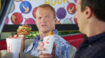 Sonic Drive-In Carhop Classic TV Spot, 'College' - 7918 commercial airings