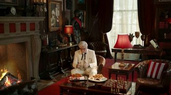 KFC TV Georgia Gold and Nashville Hot TV Spot, 'Chatter' Feat. Ray Liotta - Thumbnail 1