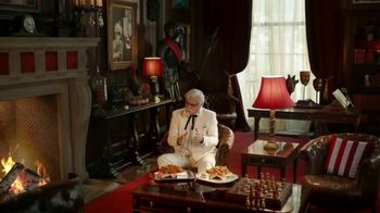 KFC TV Georgia Gold and Nashville Hot TV Spot, 'Chatter' Feat. Ray Liotta - Thumbnail 3
