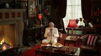KFC TV Georgia Gold and Nashville Hot TV Spot, 'Chatter' Feat. Ray Liotta - Thumbnail 5