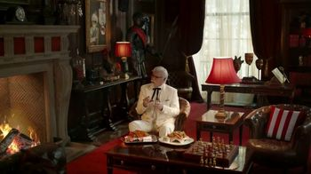 KFC TV Georgia Gold and Nashville Hot TV Spot, 'Chatter' Feat. Ray Liotta - Thumbnail 6