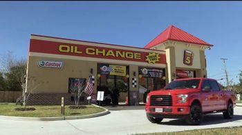 Take 5 Oil Change TV Spot, 'Skip the Waiting Room' - Thumbnail 8