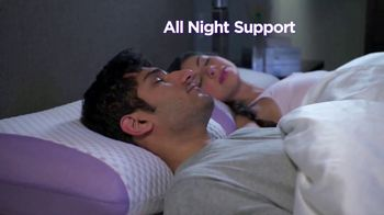 Tranquil Lavender Pillow TV Spot, 'Improve the Quality of Your Sleep' - Thumbnail 6