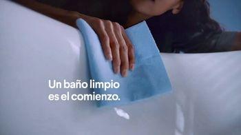 Clorox TV Spot, 'Un baño limpio es el comienzo' [Spanish]