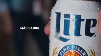 Miller Lite TV Spot, 'Frost SL' [Spanish] - Thumbnail 5