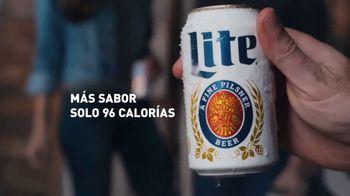 Miller Lite TV Spot, 'Frost SL' [Spanish] - Thumbnail 6