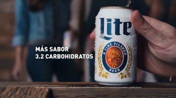 Miller Lite TV Spot, 'Frost SL' [Spanish] - Thumbnail 7