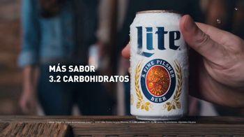 Miller Lite TV Spot, 'Frost SL' [Spanish] - Thumbnail 8
