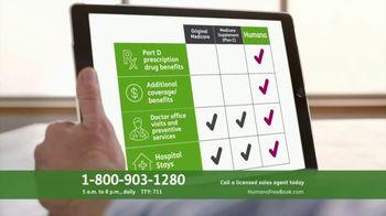 Humana Medicare Advantage Plan TV Spot, 'Start With Healthy'