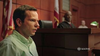 Soothe TV Spot, 'Court Massage'