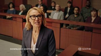 Soothe TV Spot, 'Court Massage' - Thumbnail 8
