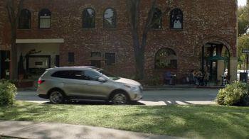 2017 Hyundai Santa Fe TV Spot, 'NFL Sponsorship: Choices' [T1] - Thumbnail 2