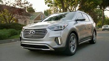 2017 Hyundai Santa Fe TV Spot, 'NFL Sponsorship: Choices' [T1] - Thumbnail 8
