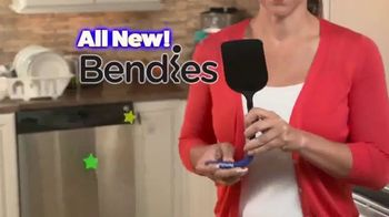 The All-New Incredible, Bendable Cooking Utensils thumbnail